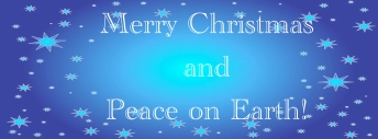 Merry Christmas and Peace on Earth!