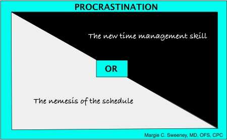 Is procrastination good or bad?