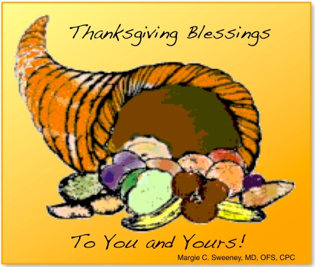 Thanksgiving Blessings